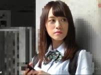 【中出しレイプ】渋谷駅で埼京線に乗り込んだJKに強制痴漢!その後別のJKも逆さ撮り中出しレイプ餌食に…!