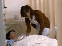 【※看護師レイプ※】入院患者に狙われた若いナース!ベッド下に引きずり込まれ身動き取れず生ハメの餌食に…!