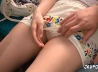 【由愛可奈】バスで居眠り中の巨乳女をレイプ!起きて抵抗するも力尽くで生ハメし犯し尽す…!