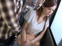 【麻生希】色白巨乳OLに中出しレイプ!通勤中のバスで無理やり襲われ流れ出るほどの中出しの餌食に…!