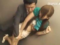 【希崎ジェシカ】美人OLがストーカーに襲われレイプの餌食に!痴漢で終わらず生ハメレイプで犯される…!