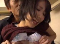 【※湊莉久※】若い人妻宅に押し入り中出しレイプ!見知らぬ男に家で犯され泣く泣く中出しの餌食に…!